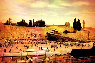Caravanas para Israel